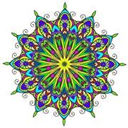 Graphics: mandala