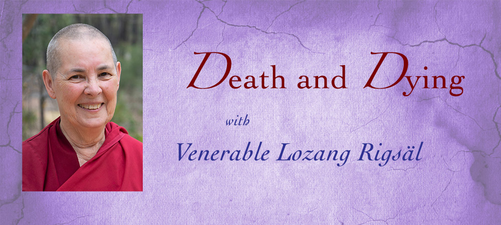 Event: Death and Dying